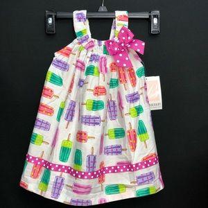 Bonnie Baby 18 m Dress lollipop cool treat one new